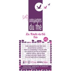 LA ROUTE DU THE BIO -100G