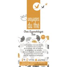 Chai Ayurvédique Bio - 100G