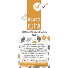 MOMENTS DE BONHEUR BIO - 100G