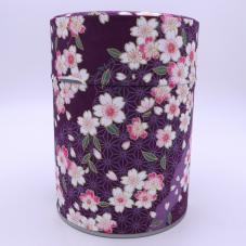 Boîte à thé Washi AKAI 500mL