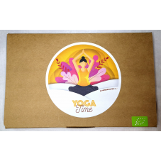 """YOGA TIME"" - COFFRET 5..."